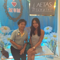 Photo taken at The AETAS Lumpini by Chinzy K. on 8/12/2015