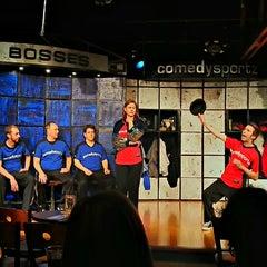 Photo taken at ComedySportz Theatre by macro on 7/28/2013