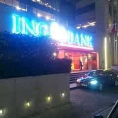 Photo taken at ING Bank Genel Müdürlük by Melih Y. on 11/25/2015
