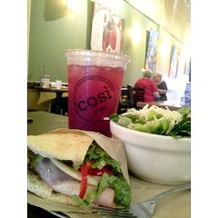 Photo taken at Cosi by C W. on 8/31/2014