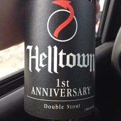 Photo taken at Helltown Brewery, LLC by Bill B. on 1/10/2014