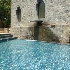 Photo taken at Nakamanda Resort And Spa Krabi by Zé Maria A. on 3/3/2013