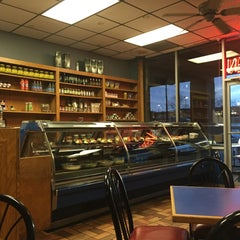 Photo taken at Papouli's Mediterranean Cafe and Market by Shawn M. on 1/9/2015