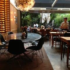 Photo taken at The House Café by Ozan S. on 7/21/2013