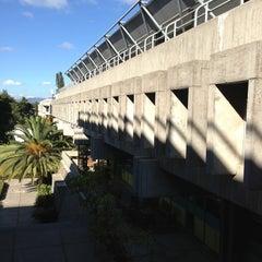 Photo taken at Universidad Rafael Landívar by Rodrigo E. on 1/26/2013