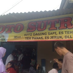 Photo taken at Soto Sutri by Andri A. on 7/31/2014