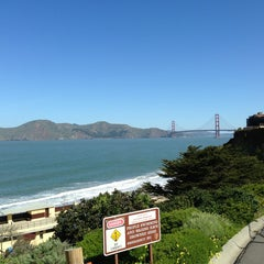 Photo taken at China Beach by Emily Snow C. on 4/14/2013