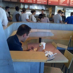 Photo taken at Chipotle Mexican Grill by Karl B. on 8/28/2012