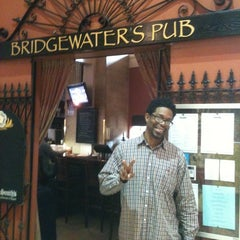 Photo taken at Bridgewater's Pub by Venus J. on 5/7/2012