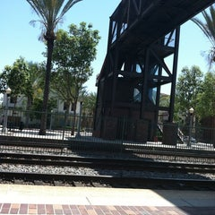 Photo taken at Metrolink Fullerton Station by Adriana F. on 5/27/2012