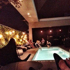 Photo taken at Hôtel Americano by Travis W. on 7/6/2012