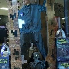 Photo taken at Spirit Halloween by Senaf D. on 9/5/2012
