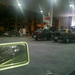 Photo taken at Shell by Patricia J. on 2/6/2012
