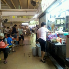 Photo taken at West Coast Market Square (Market & Food Centre) by Amos on 5/20/2012