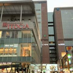 Photo taken at 有楽町駅 (Yūrakuchō Sta.) by Yoshiaki K. on 5/8/2012
