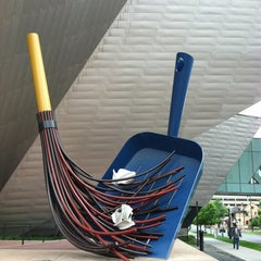 Photo taken at Denver Art Museum by Bridget G. on 5/23/2012