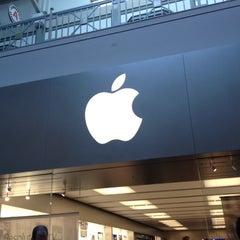 Photo taken at Apple Store, Bridgewater by John on 3/18/2012