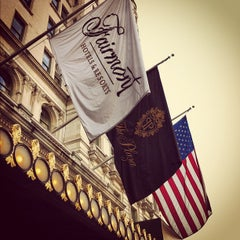 Photo taken at The Plaza Hotel by Artur S. on 5/20/2012