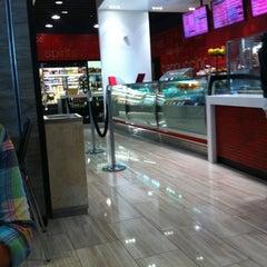 Photo taken at Market Café Vdara by Nick M. on 7/7/2012
