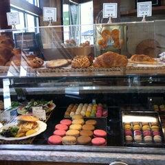 Photo taken at Paul Bakery Cafe by Liliya A. on 6/9/2012