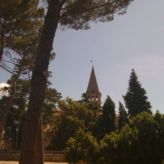 Photo taken at Chiesa di San Fortunato by Elisa P. on 6/13/2012