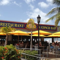 Photo taken at Conch Republic Seafood Company by Dayv F. on 8/22/2012