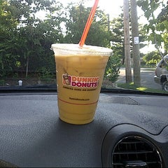 Photo taken at Dunkin Donuts by Christina R. on 6/28/2012