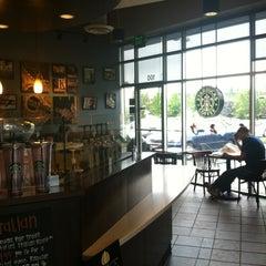 Photo taken at Starbucks by Vania K. on 6/16/2012