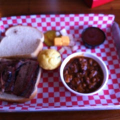 Photo taken at Austin BBQ by Nick P. on 4/10/2012