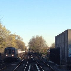 Photo taken at MTA Subway - Kings Highway (B/Q) by Martin L. on 4/5/2012