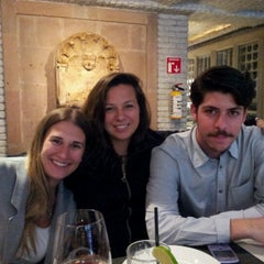 Photo taken at Lucca Ristorante by Daniel P. on 7/18/2012