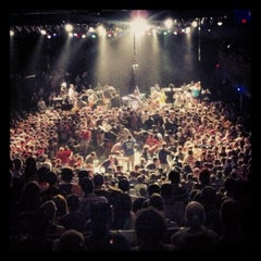 Photo taken at Electric Factory by Patrick J. on 8/12/2012