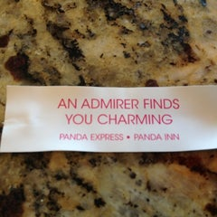 Photo taken at Panda Express by 'Johnson Rualo H. on 5/19/2012