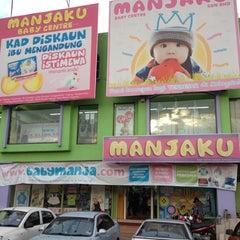 Photo taken at Manjaku Baby Centre by A N. on 8/31/2012