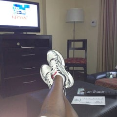Photo taken at Homewood Suites Hilton - Anaheim by Cal S. on 7/21/2012