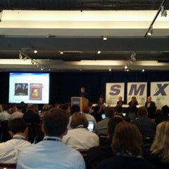 Photo taken at SMX Advanced 2012 by Desiree M. on 6/5/2012