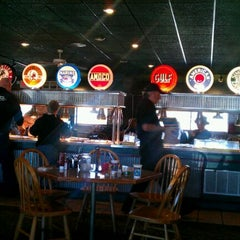 Photo taken at Marlin's Roadhouse Grill by Andy S. on 2/5/2012