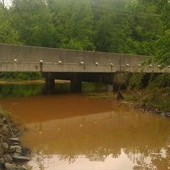 Photo taken at Muddy Creek Greenway by Ken C. on 5/16/2012