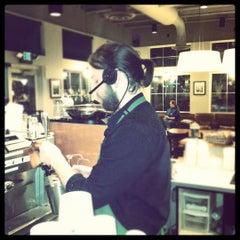 Photo taken at Starbucks by Kelli C. on 3/28/2012