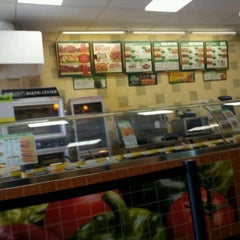 Photo taken at SUBWAY by Fernando on 5/21/2012