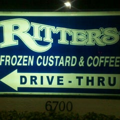 Photo taken at Ritter's by Shell S. on 3/15/2012