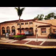 Photo taken at Metrolink Fullerton Station by Tyler M. on 4/23/2012