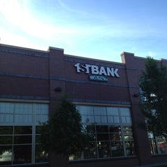 Photo taken at FirstBank by Tim J. on 4/26/2012