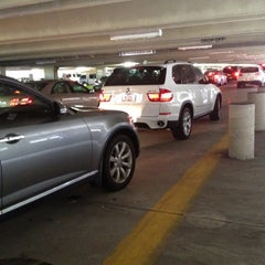 Photo taken at Braintree Parking by Bethany B. on 8/15/2012