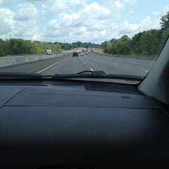 Photo taken at I-75 Highway by Marcela W. on 8/17/2012