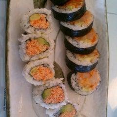 Photo taken at Sushi Toyama by Rik P. on 7/19/2012
