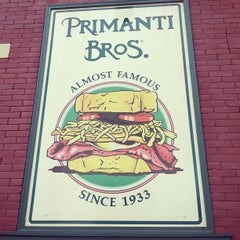 Photo taken at Primanti Bros. by Nelly A. on 7/21/2012