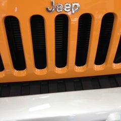 Photo taken at Arrigo Dodge Chrysler Jeep Ram Sawgrass by Spiros B. on 2/18/2012