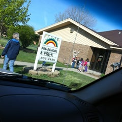 Photo taken at South Side Christian Church by Alyssa C. on 4/4/2012