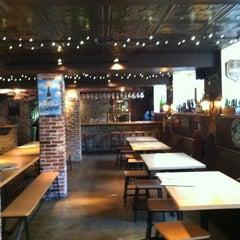 Photo taken at Novare Res Bier Cafe by Jennifer H. on 7/5/2012